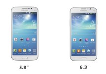 Samsung Announced Galaxy Mega Smartphones – Complete Specification