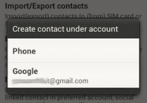 How to Use Gmail to Back up Your Android Contacts