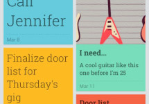 Google Keep – Make Colorful Quick Notes on Android And Sync with Google Drive