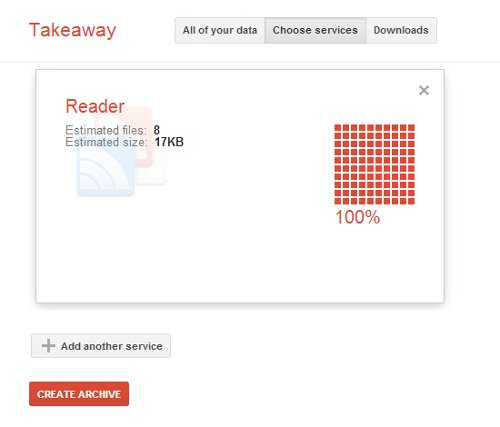 How to Upload Google Reader Subscriptions to AOL Reader