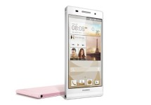 Huawei Ascend P6 – World's Slimmest Smartphone with 5 MP Front Camera