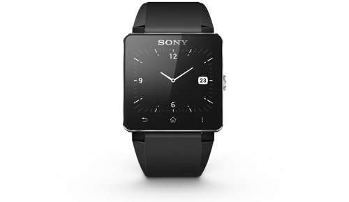Sony Announced Water Resistant Android Smart Watch