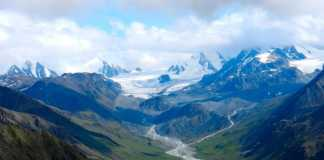 Talkeenta Mountains