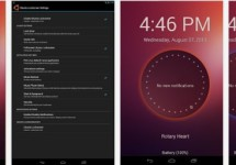 Free New Android Lockscreen Similar to Ubuntu Touch
