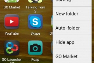 Automatically Categorize Apps in to Folders on Android
