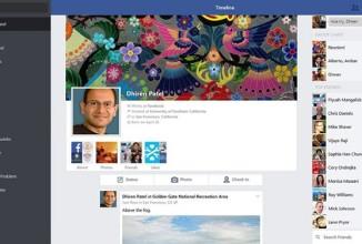 Windows 8.1 Gets Official Facebook App