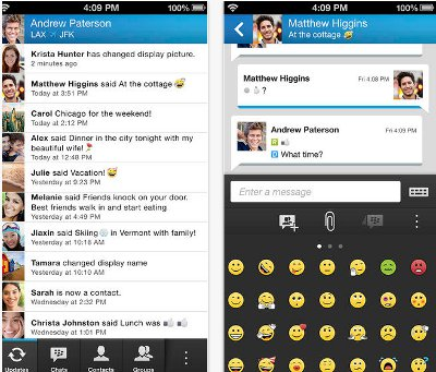 official bbm for android and iphone download