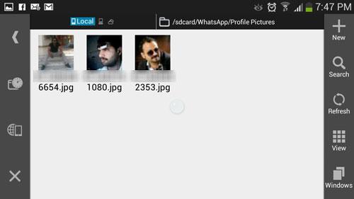 full size whatsapp profile pic