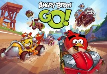 Free Download New Angry Birds Go Racing Game for All Major Mobile Platforms