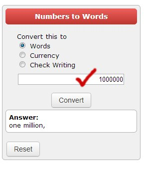 convert numbers to words online