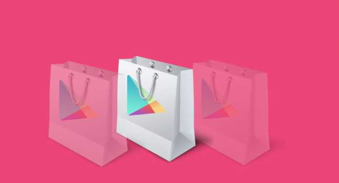 switch to another Google account in Google Play