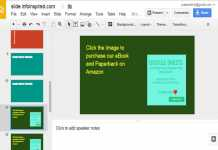 increase slide transition timing in Google Slides