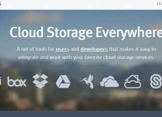 Switch from One Cloud Storage Service to Another