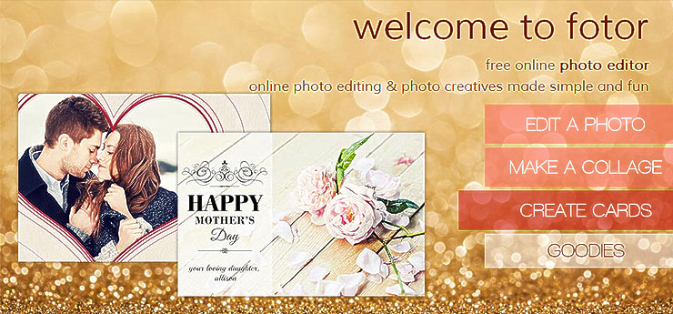 Use Fotor to Create Beautiful Customized Greeting Cards Online for – Birthday Cards Online for Free