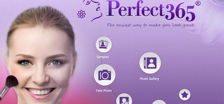 perfect365 selfie app