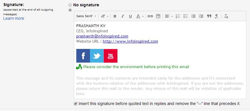 signature line below images