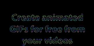 Create Animated GIFs from Your Videos