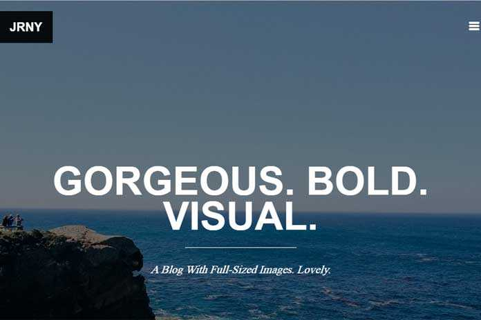 Best Paid and Free Wordpress Photography Themes