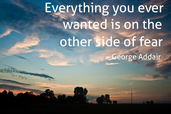 Inspirational Words of George Addair