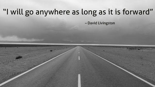 David Livingston - Motivation