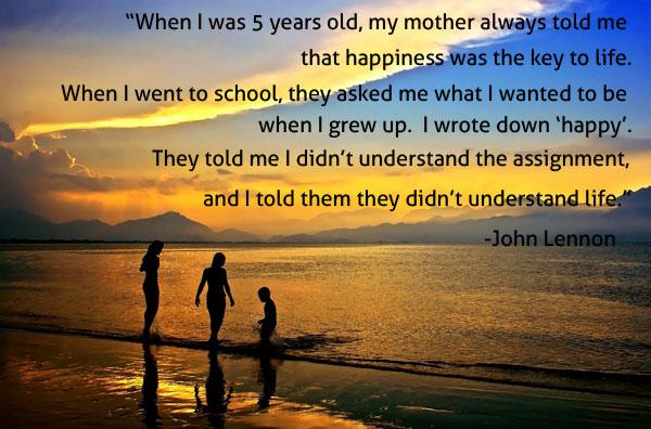 John Lennon's quote