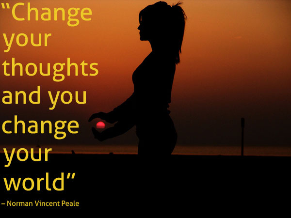 Norman Vincent Peale's Inspirational Quote