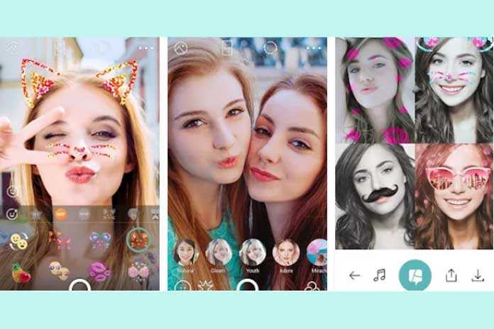 Selfie App that Only Uses the Front Camera