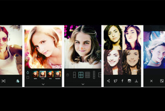B612 – A Selfie App that Only Uses the Front Camera [Android App]