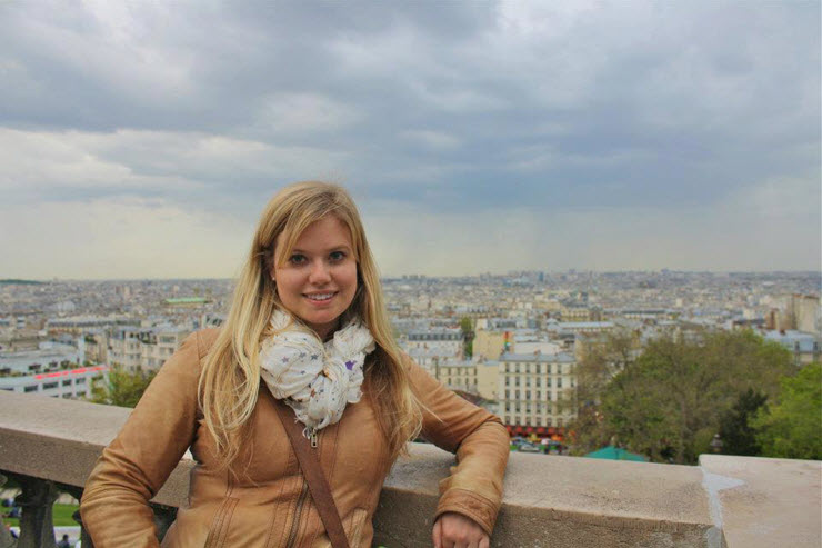 Liz - solo female travellers