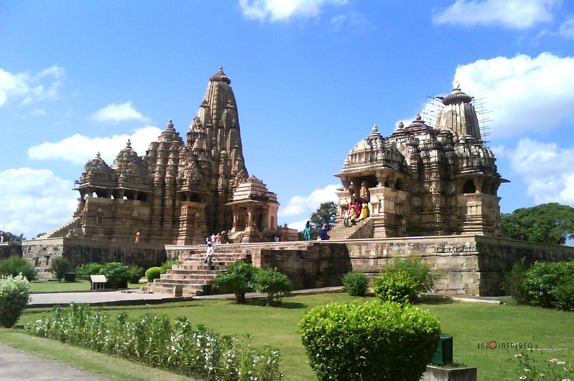 12th Century Khajuraho Temples