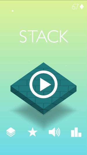 stack simple block game
