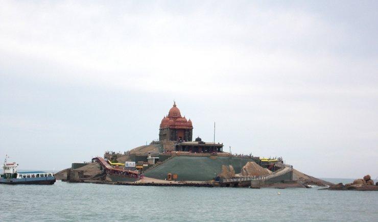 Image of Vivekananda Rock Memorial - Inspirational Quotes ofSwami Vivekananda