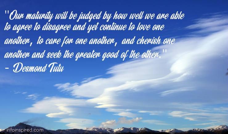 Desmond Tutu - Spiritual Quotes - Info Inspired - 4