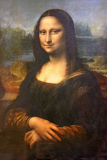 Mona Lisa - World's most talked about painting