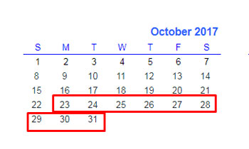 Formula # 3 to Filter Data for Certain Number of Weeks