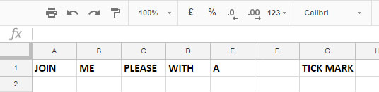 Comparison of Google Sheets join Functions