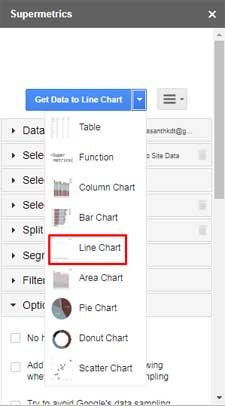 Google Analytics Report in Google Sheets - set up 6