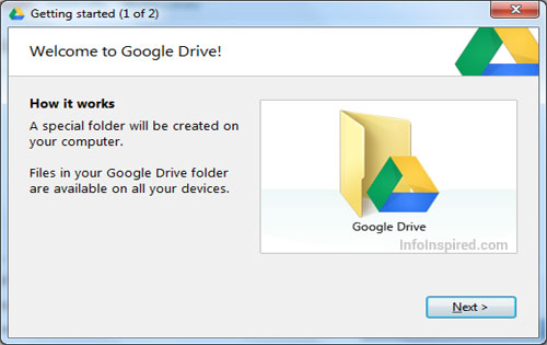 How To Get New Google Drive App Download Link For Windows