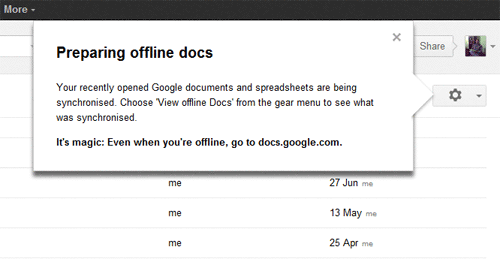 how to enable google docs offline edit mode in google drive With google docs enable offline editing