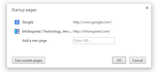 How to Remove Multiple Tabs Opening on Chrome Start Up