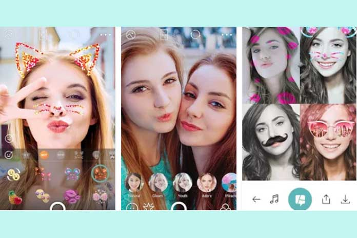B612 - A Selfie App that Only Uses the Front Camera [Android