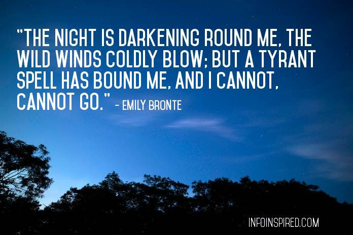 Emily Bronte Quotes 10 Best Emily Bronte Quotes on Love and Passion Emily Bronte Quotes