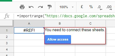 Google Sheets Importrange Function - Basic to Advanced Use Tips