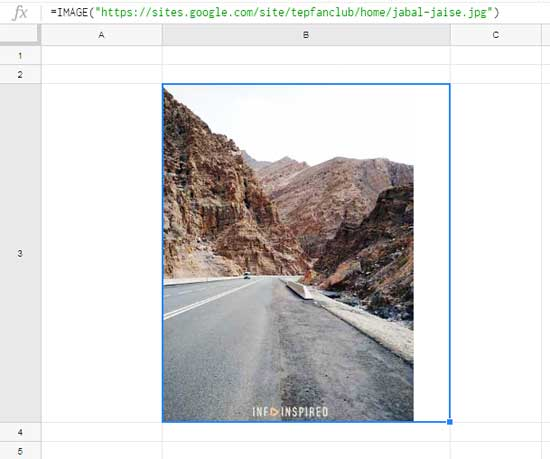 How to Use Image Function and Vlookup Images in Google Sheets