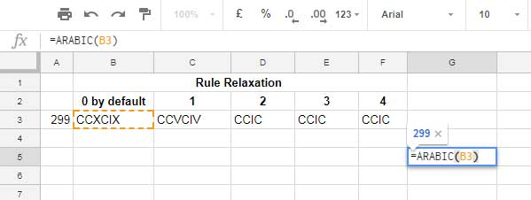 How to Use Roman Numbers in Google Sheets [Tips and Tricks]