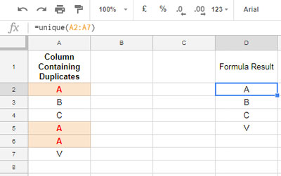 remove duplicates in google sheets the complete guide