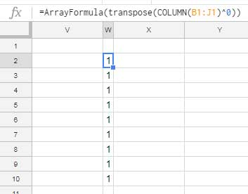 Array Formula to Sum Multiple Columns in Google Sheets and Grouping