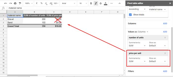 All About Calculated Field In Pivot Table In Google Sheets