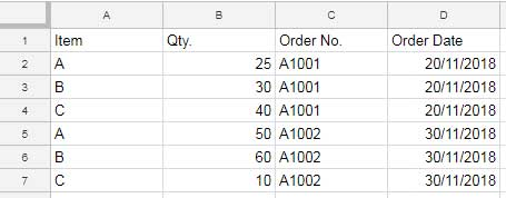 Query With Importrange in Google Sheets - Formula Examples