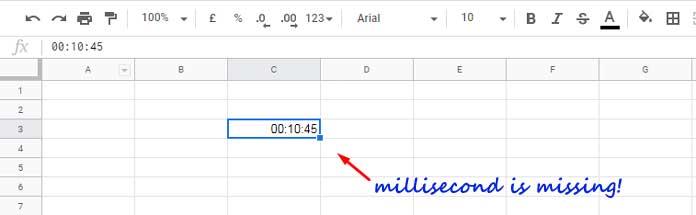 Millisecond Timer